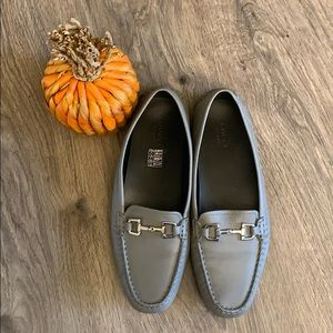 Gucci Loafers in Grey 37 1/2 G